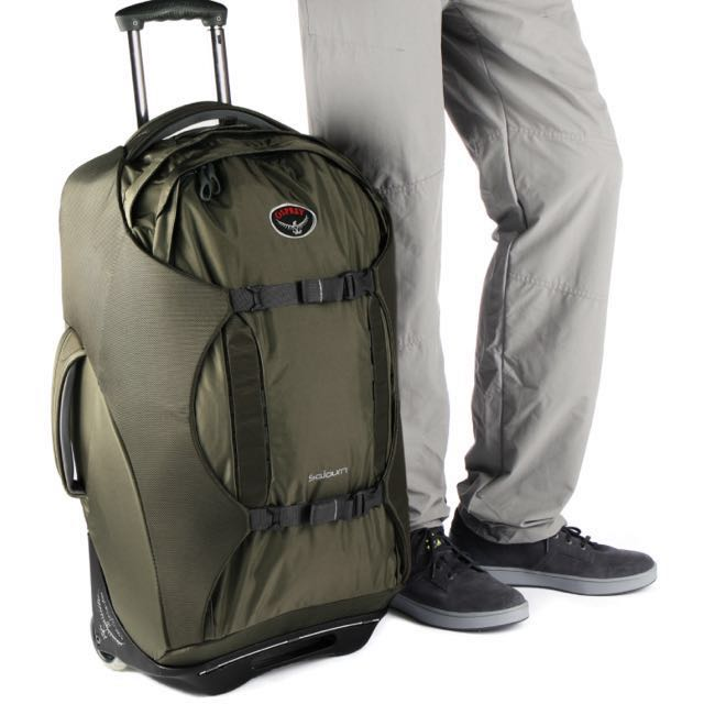 Osprey Sojourn 60L Backpack with Wheels on Carousell 5b03ca6876