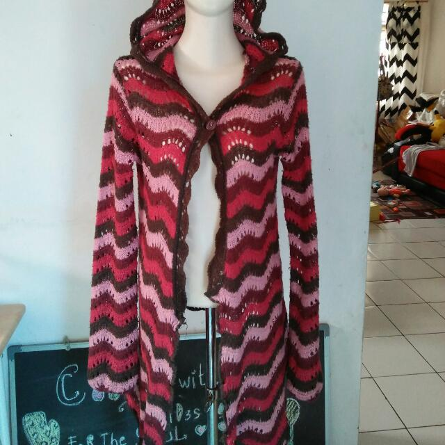 Outer Cardigan Import