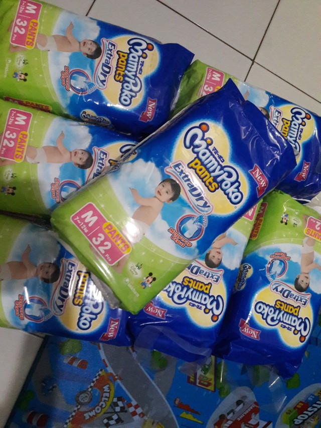 Pampers MamyPoko