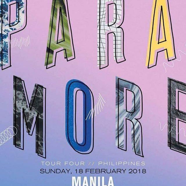 PARAMORE 2x VIP TICKETS