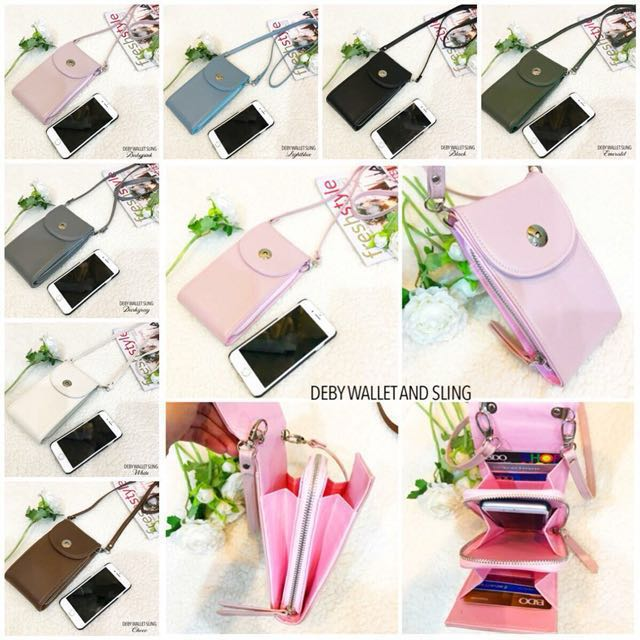 ‼️Phone case and Purse Combi‼️- fits iPhone 7