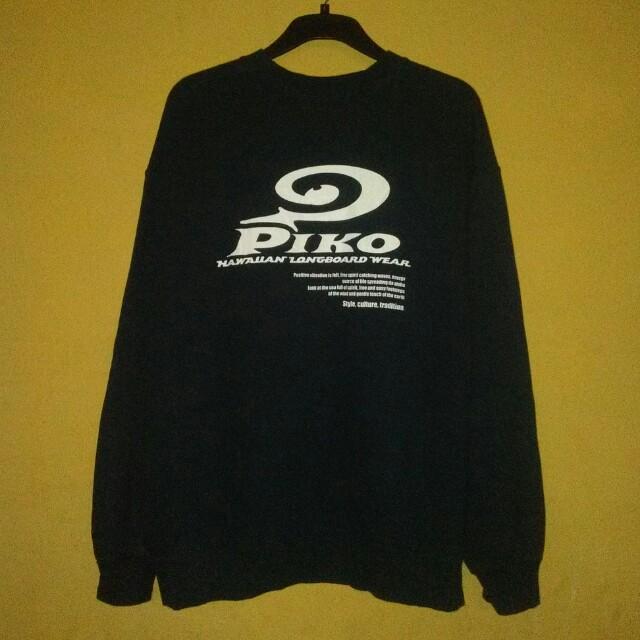 Piko Original Sweater Surfing Crewneck