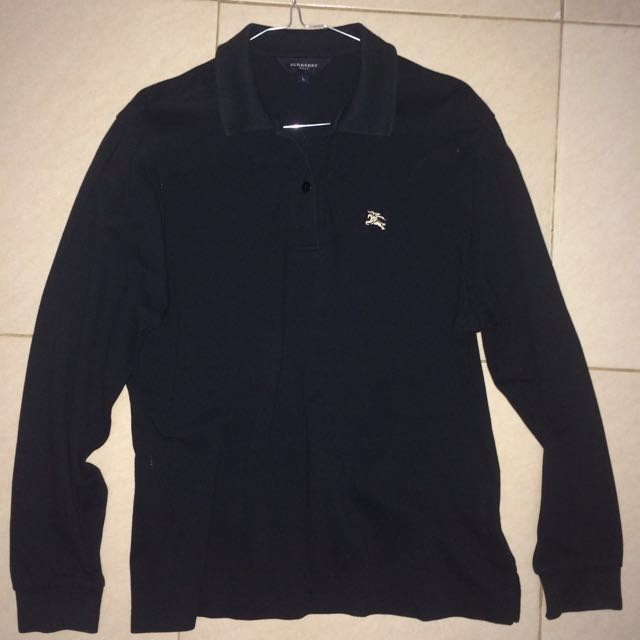 Poloshirt Golf Burberry