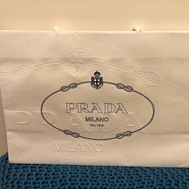 PRADA 紙袋(各式精品紙袋)