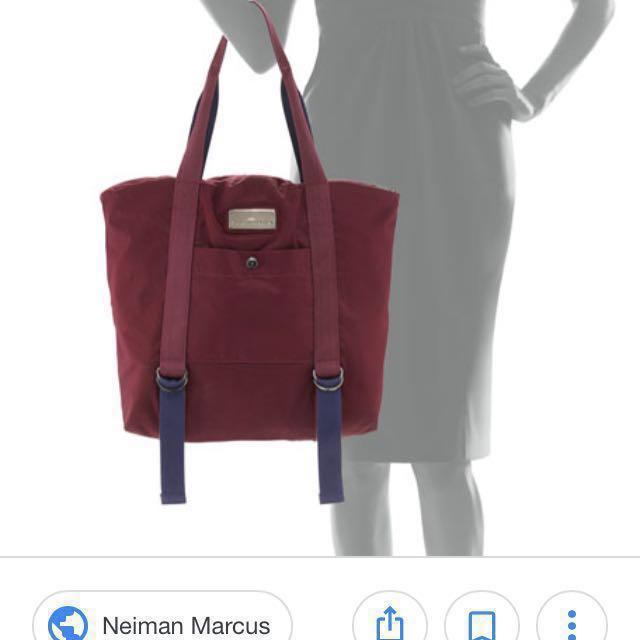 Pre-loved Authentic Adidas x Stella McCartney Yoga Bag Maroon ... ec4e8d5d644a8