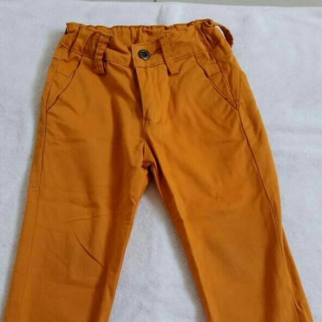 [Preloved] Celana Chino Pants Boy Anak Laki