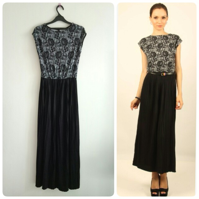 PREMIUM MAXI LACE EFFECT HIGH END STYLE BY PINKEMMA