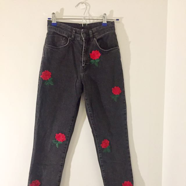 Ragged Priest Rose Jeans