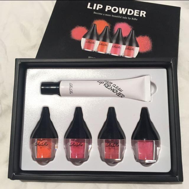 Ri Re Lip Powder