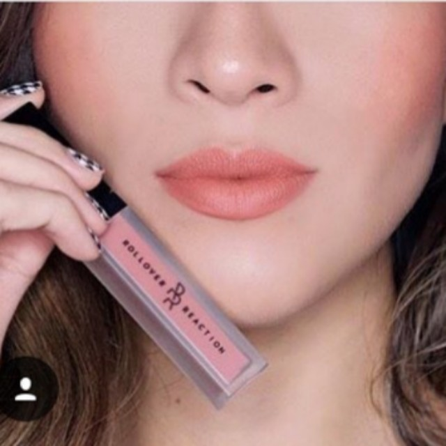Lip And Cheek Cream Grace Daftar . Source · Rollover Reaction SUEDED!