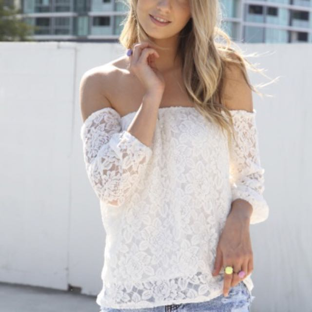 Sabo skirt lace top