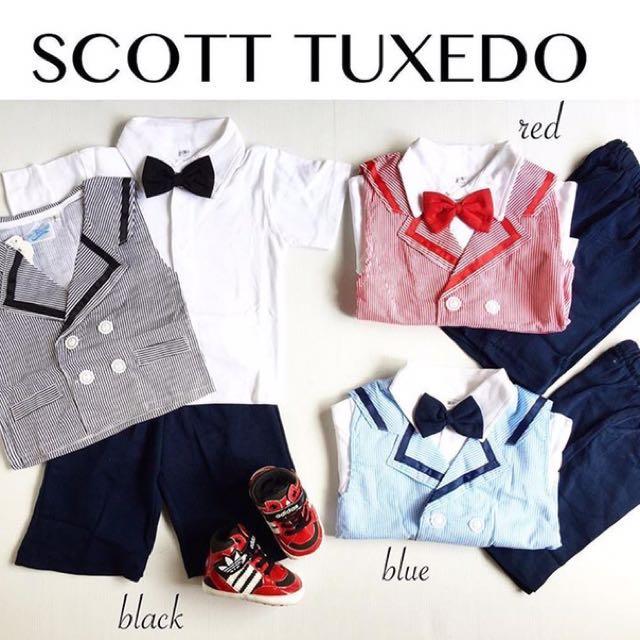 Scott tuxedo