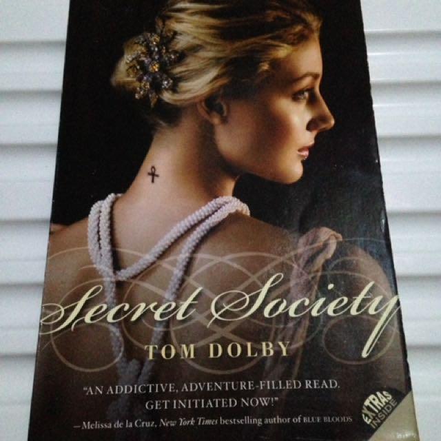 Secret Society by Tom Dolby