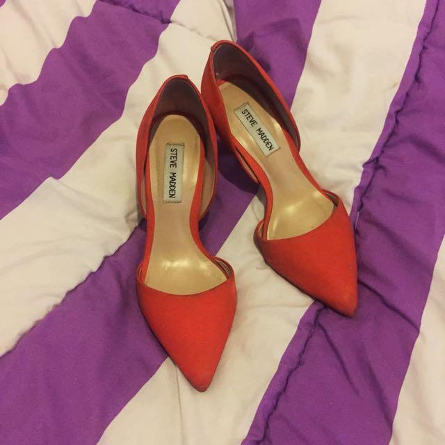 Sepatu steve madden size 6 setara 36