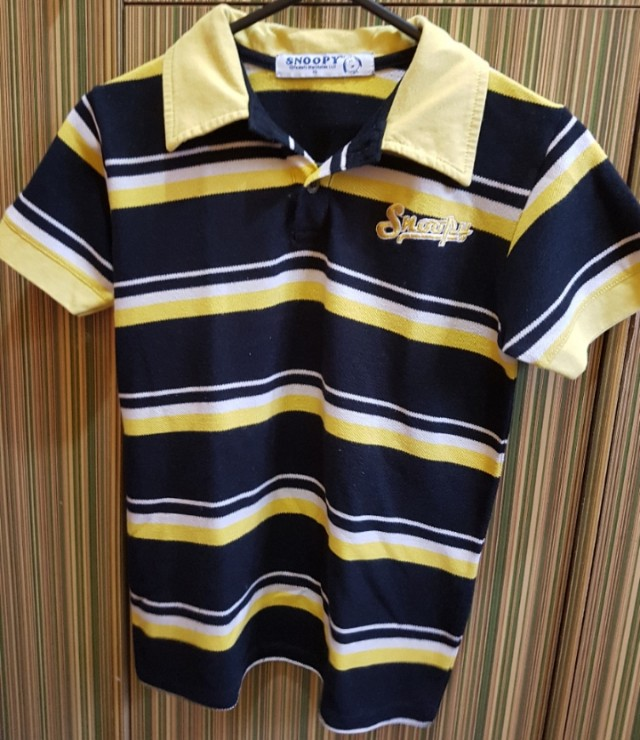 Snoopy Boy's Shirt (5-6 yo)