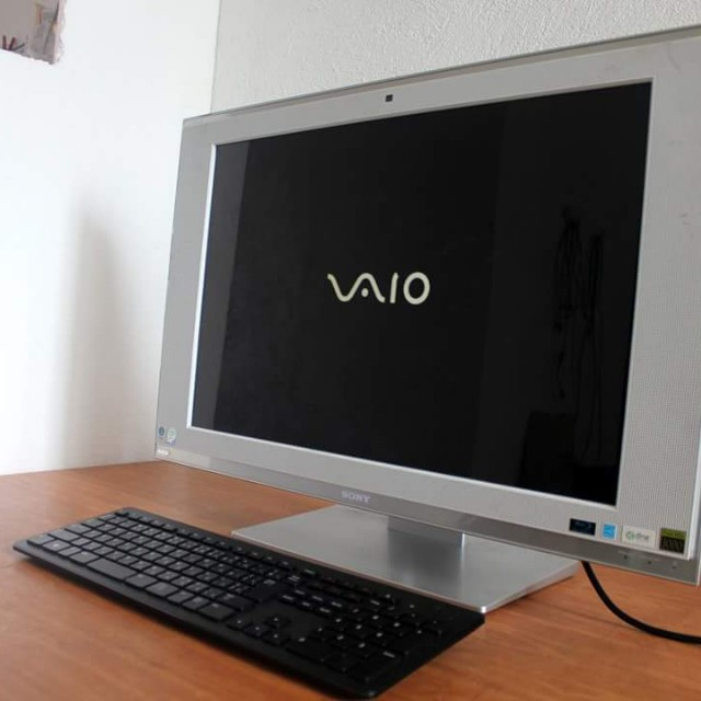 Sony Vaio All in One Pc Core2duo 24 inch Free Deliver