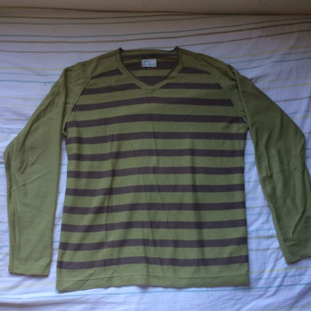 Springfield Green Sweater
