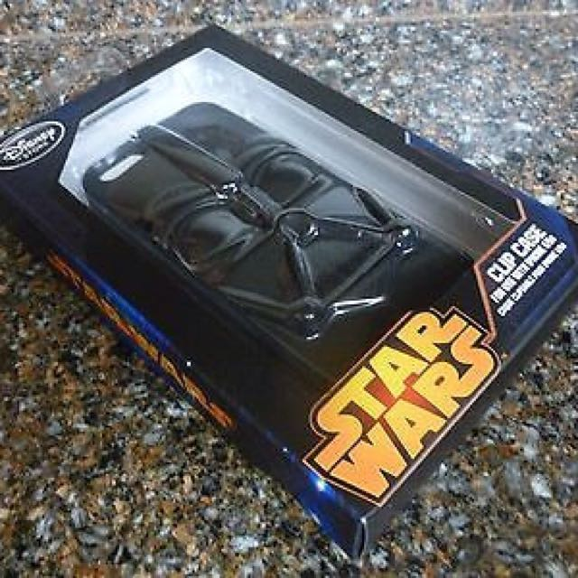 Star Wars Darth Vader Clip Case for iPhone 5/5s