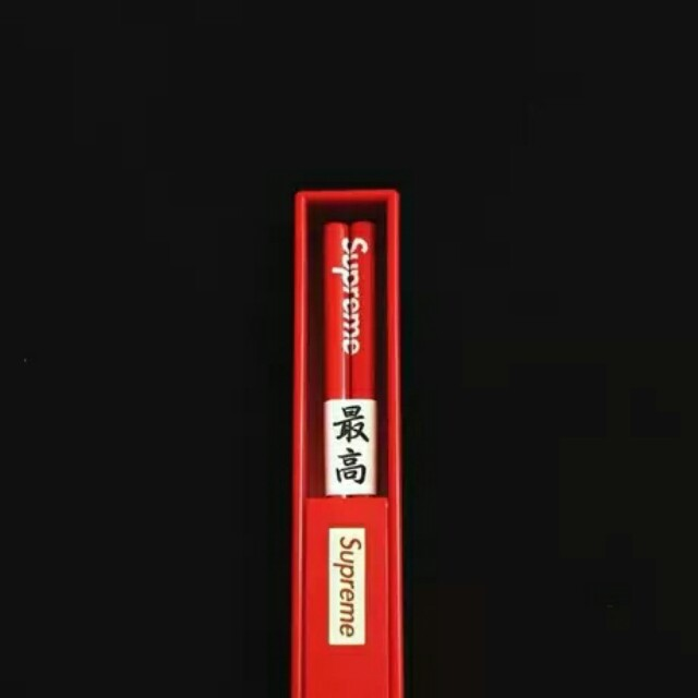 newest a6fa3 06df8 Supreme Chopsticks for CNY 2018, Home Appliances on Carousell