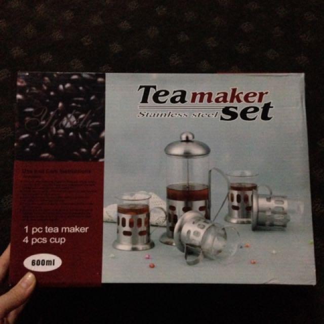 Tea maker set!