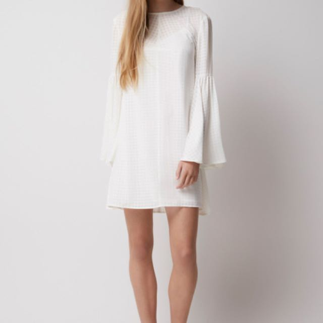 The Fifth Label - In Theory White Dress XS