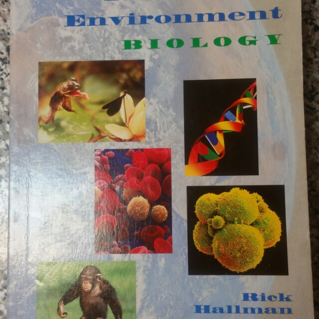 The Living Environment Biology Science Subject Amsco School Book