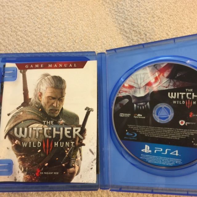 The witcher eng version