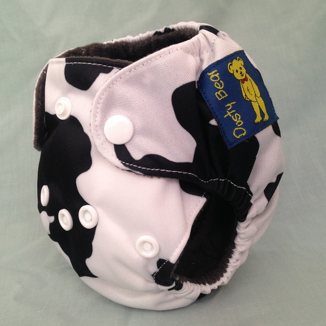 Tiny Modern Cloth Nappies fully adjustable to fit 500g to 5kg