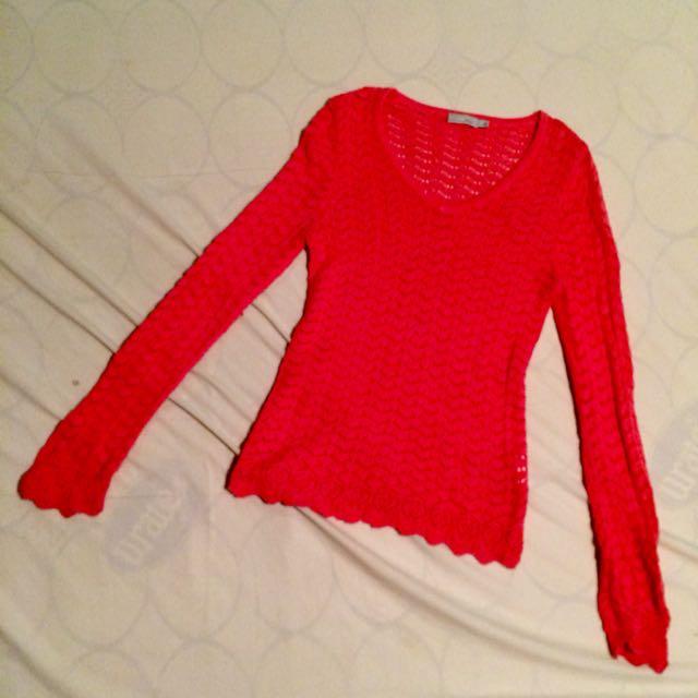 U2 Knitted Long Sleeves