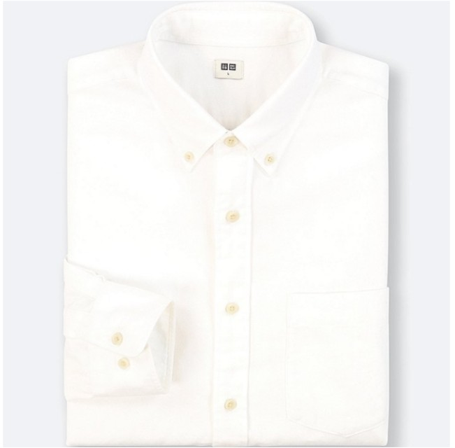 Uniqlo Flannel casual dress shirts (Large)