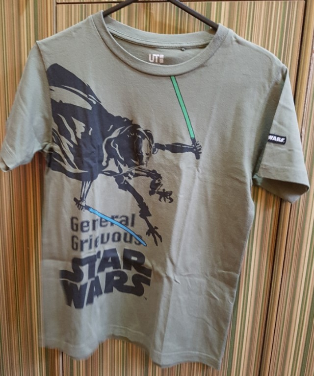 Uniqlo Star Wars Shirt (140) (5-6yo)