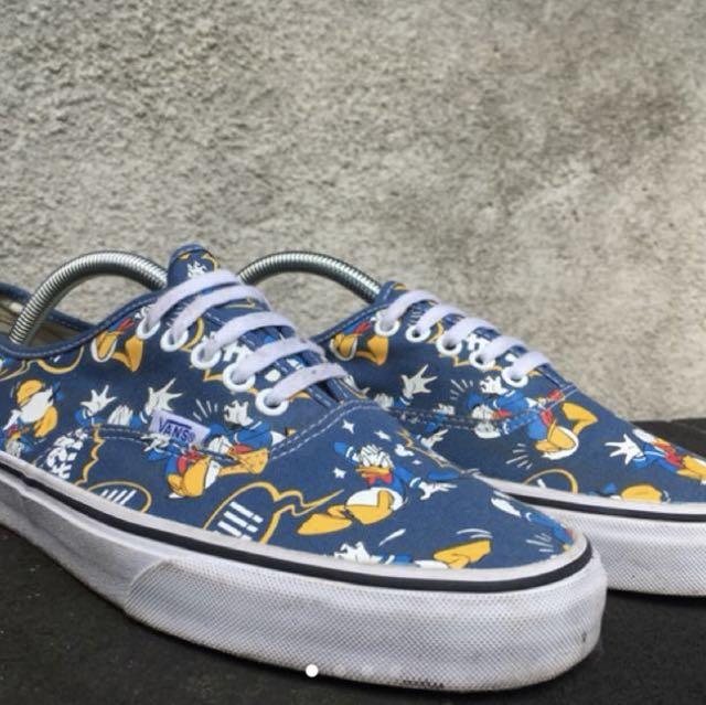 Vans Donald Duck