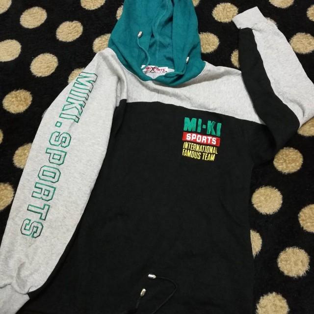 Vintage MIKI Sports hoodie