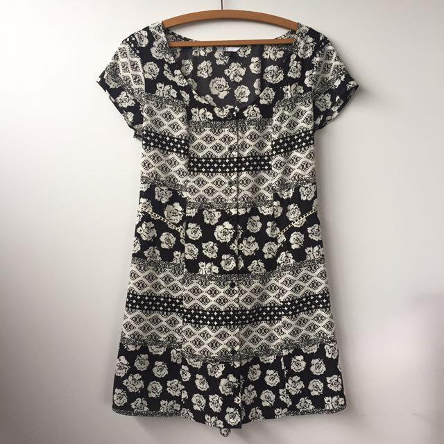 Volcom Flowery Dress