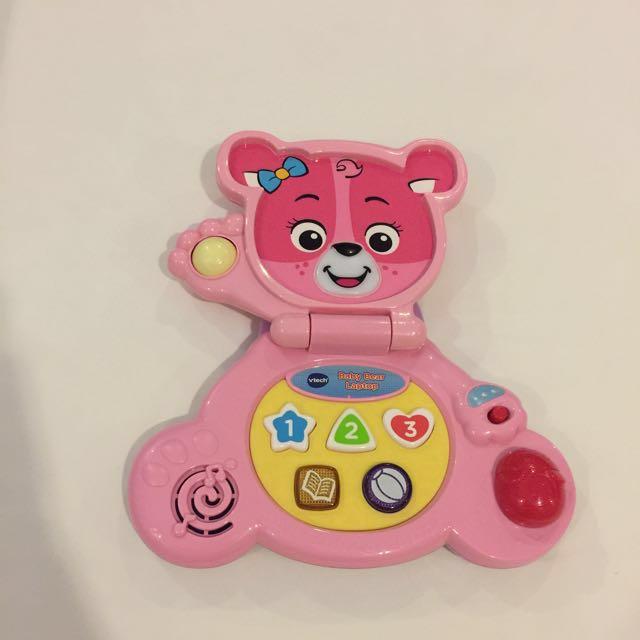Vtech Baby Bear Laptop