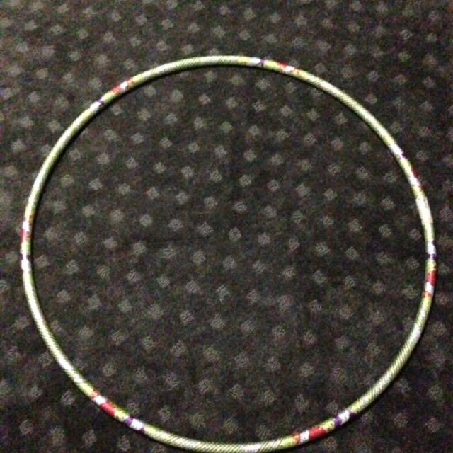Water hula hoop!
