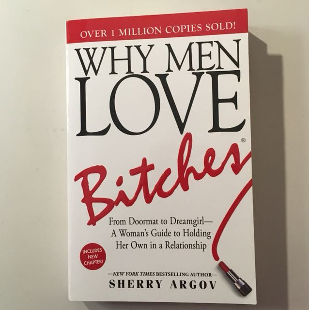 """Why Men Love Bitches"" Book"