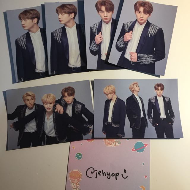 [WTS] BTS THE FINALE PHOTOCARDS