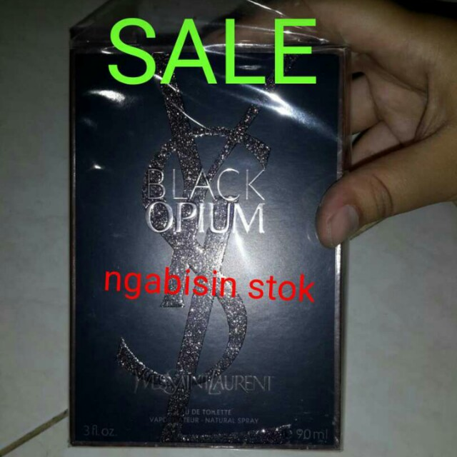 YSL EDP black opium 90ml