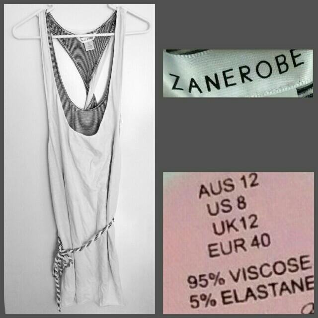 Zanerobe Dress 12