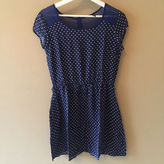 Zara Dress Polkadot
