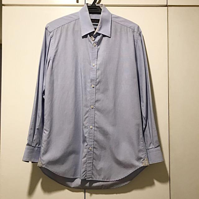 Zara Man Button Down Polo
