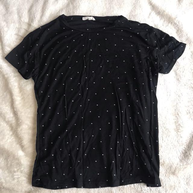 Zara Star Print T-Shirt