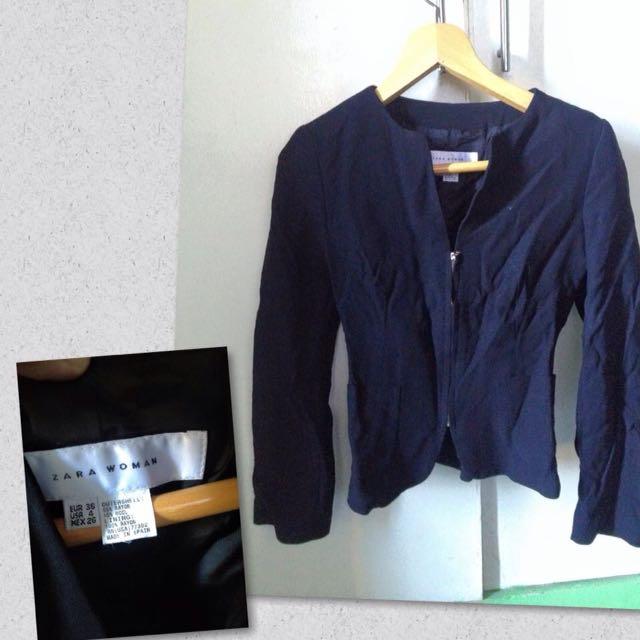 Zara woman office blazer