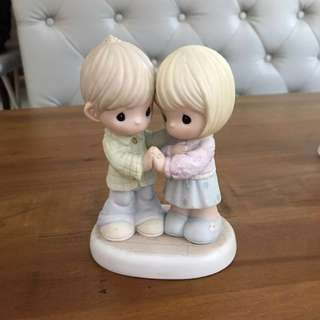 Precious Moment Figurine -Love series