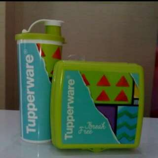 New Tupperware Tweeny Boy Set