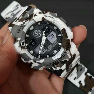 Jam tangan g shock ga 100 premium