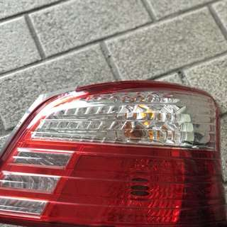rear tail lamp original toyota vios 2011