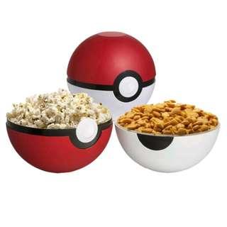 NEW Pokemon Go Pokeball Serving Bowls Party Snacks