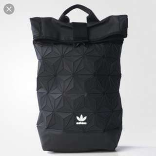 Adidas Backpack - 3D Mesh Roll up